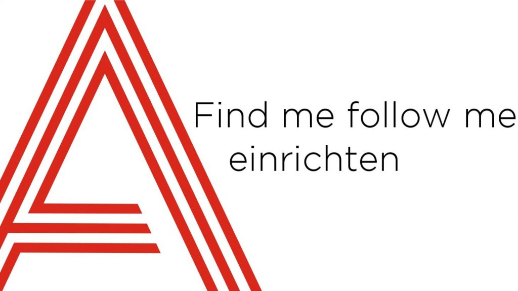 , Tutorial: FindMe – FollowMe